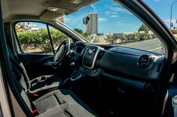 Dive car - Opel - front