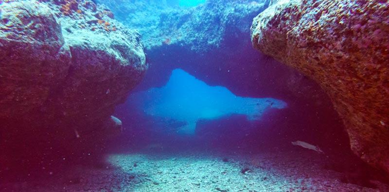 Balito Dive Site Arch