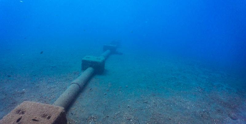 Tabaiba Dive Site Visibility