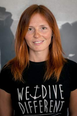 Diving Instructor - Ania Stano